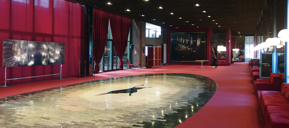 Foyer of Teatro Regio